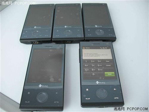 强大配置HTC智能旗舰Diamond售4590