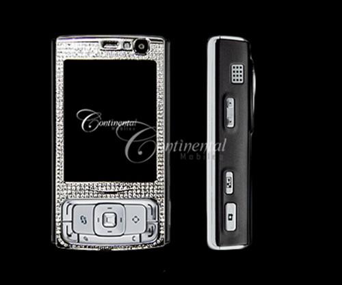 璀璨夺目诺基亚N95优钻版本奢华登场