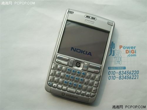 诺基亚全键盘商务E61改版降至1690元
