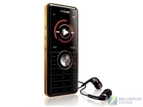 小巧精致飞利浦音乐手机M600仅售999
