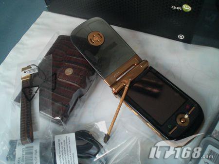 尊贵典范摩托罗拉A1600黄金版售5660
