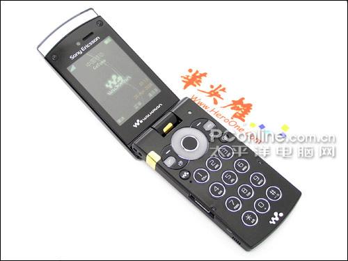 特价最强音索爱折叠音乐机W980破两千
