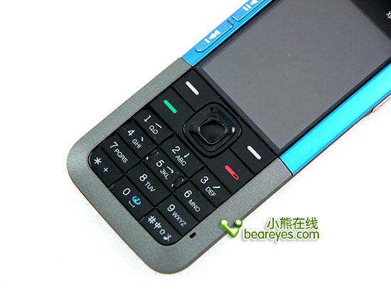 超薄音乐诺基亚实惠机5310XM售1099