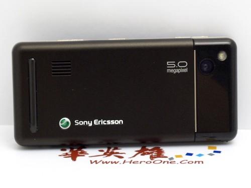 500万像素索爱UIQ智能机G900仅1199