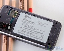移动OMS系统LG触控智能手机GW880上市