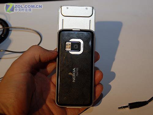 玩家最爱诺基亚S60游戏手机N81仅1370