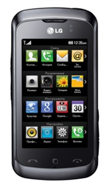 也玩机海战术LG推出KM555e新娱乐手机