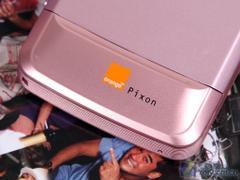 800万像素粉色三星触屏拍照M8800到货