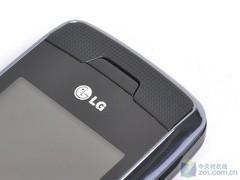 侧翻盖造型LG天翼3G手机KV920仅1630