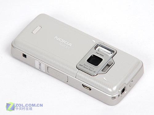 经典拍照重现诺基亚GPS智能N82仅1380