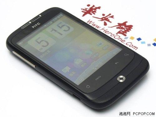 安卓人气机王HTCWildfire仅1599元