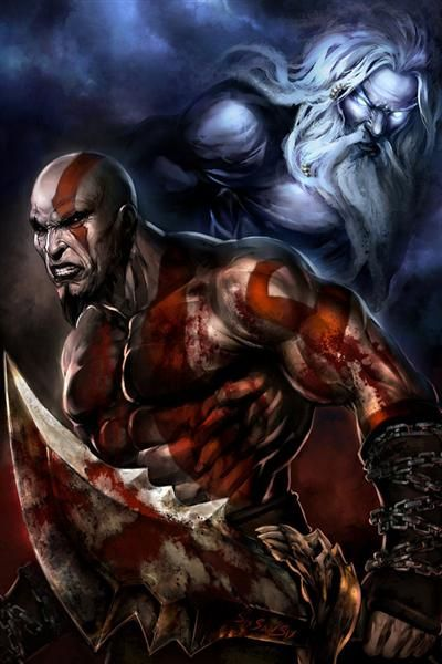 Cool Iphonebackgrounds On Image God Of War Kui Iphone Wallpapers Vs Witch 2