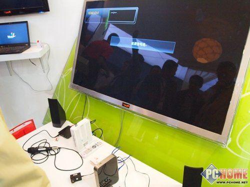 北京国际通信展中国联通推智能家具