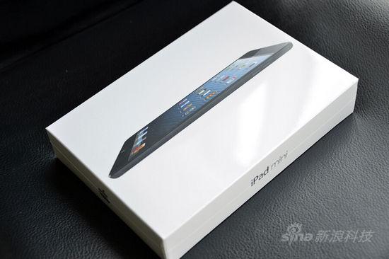 大陆行货版iPad mini