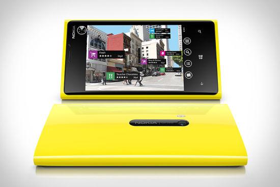 诺基亚Lumia 920T将会有红、黄、白、黑四种颜色