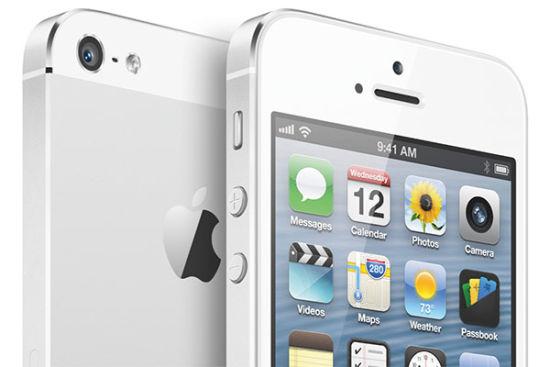 传iPhone 5行货裸机售价5399元 比4S价格稍贵
