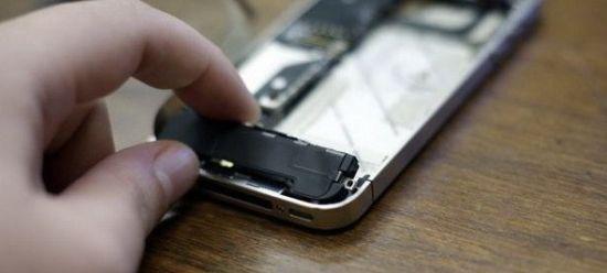 如何更换iPhone 4S蜂窝天线的教程