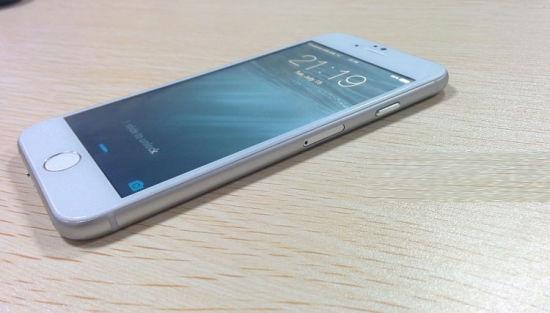 山寨iPhone 6和传闻模型外形一致