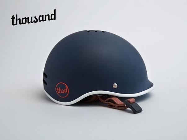 Thousand骑行头盔