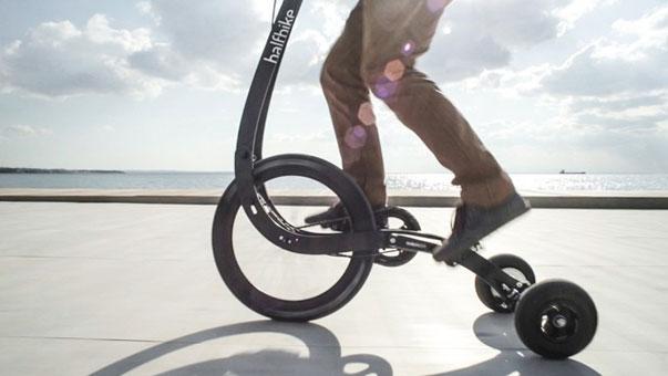 Halfbike 2自行车