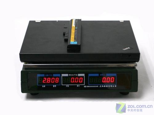 4999元ThinkPadR61e笔记本抢先评测(3)