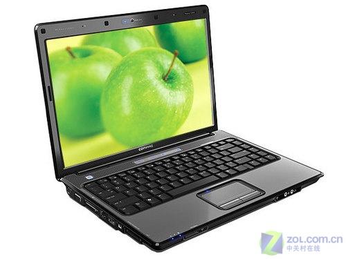 惠普45纳米酷睿2双核160G硬盘本6399元