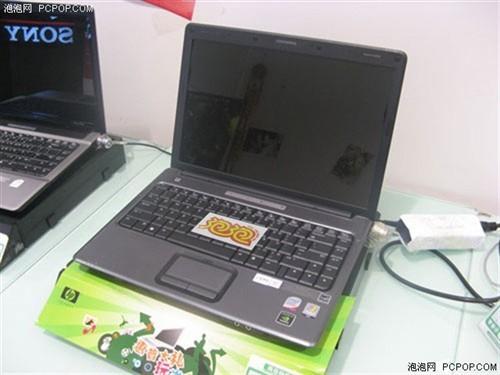 T5850+NV8400惠普V3907TX现售6500元