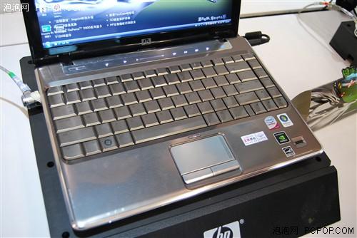 13英寸金属本惠普dv3528TX现售8340