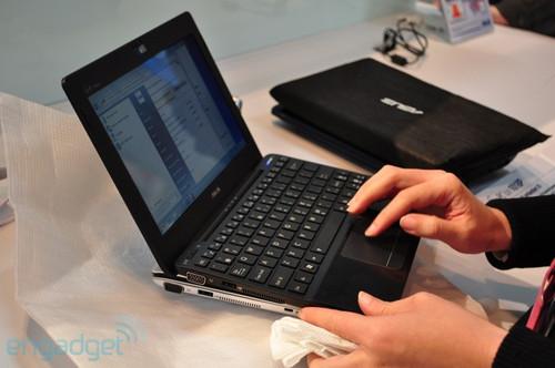 华硕EeePC1018P新上网本配N455处理器