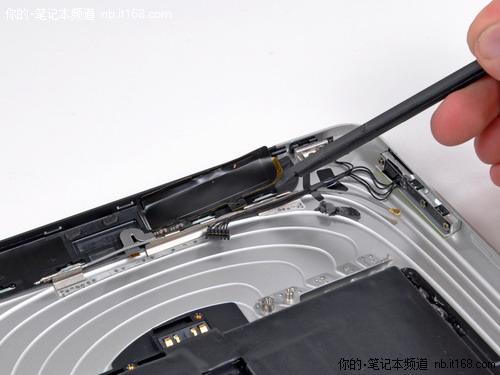 苹果笔记本拆卸图解