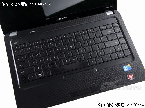 新模具入门酷睿i5惠普COMPAQCQ42评测(2)