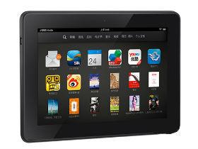 亚马逊 Kindle Fire HDX