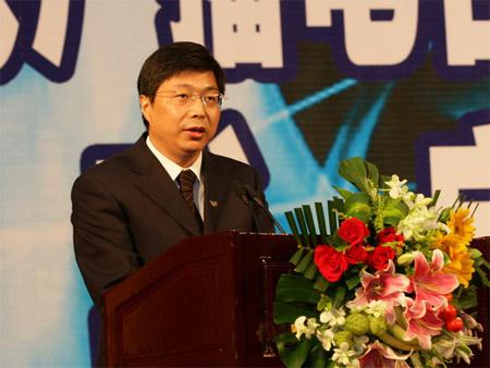 联想移动总经理刘志军致词