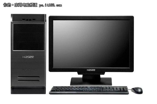 新双核GT530独显台机神舟T7000售3699