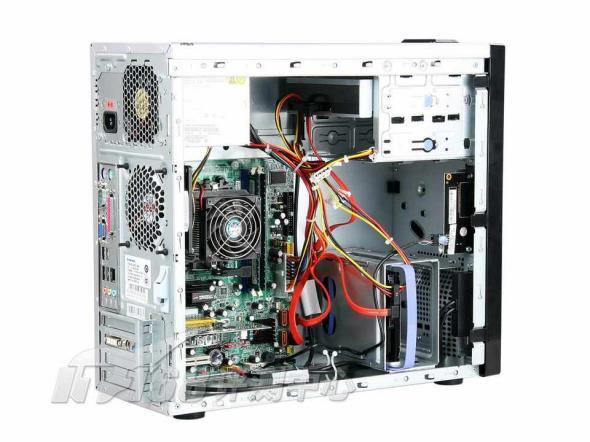 联想电脑主机箱内部结构