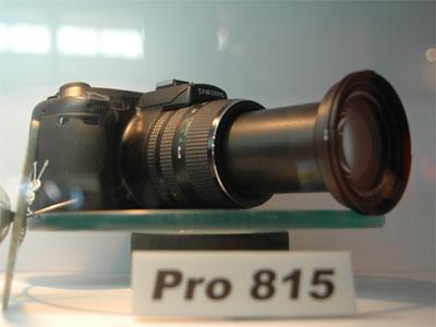 三星Pro 815相机