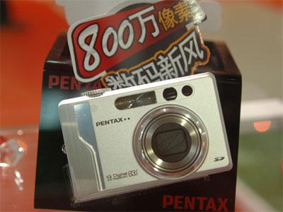 宾得83S数码相机