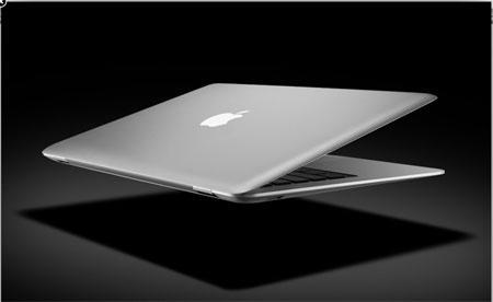 苹果公布全球最薄笔记本电脑