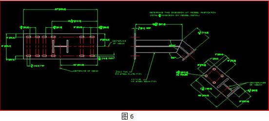 cad设计图图框
