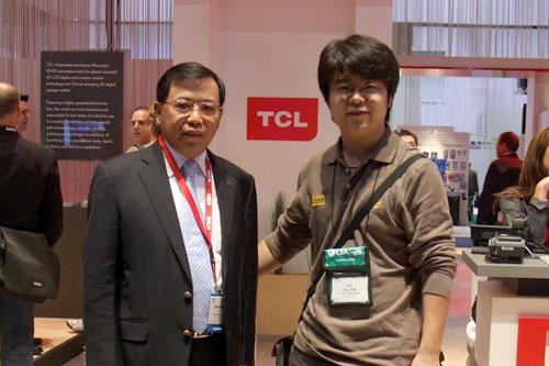 科技时代_TCL李东生:今年产品创新要有突破