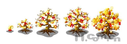 QQ农场集齐66颗摇钱树种子事半功倍方法