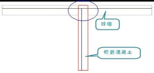 cad教程:教你如何运用软件处理墙体