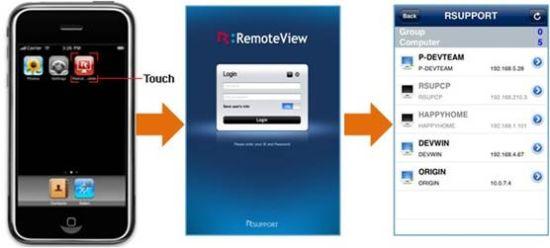 给力!iPhone新应用,远程控制电脑!_软件学园