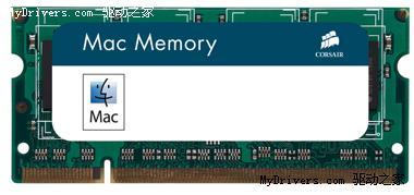 海盗船发布低延迟高性能Mac笔记本内存