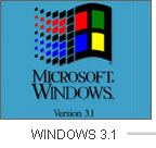 1992年Windows3.1发布