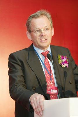 科技时代_图文:T3G技术公司的首席执行官Johan Pross发言
