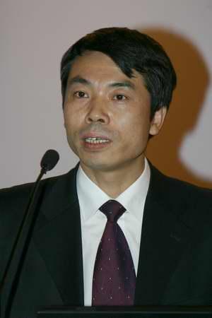 科技时代_图文:大唐移动高级副总裁谢永斌演讲