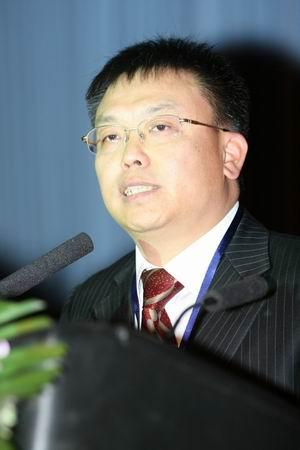 科技时代_图文:大唐电信副总裁唐如安演讲