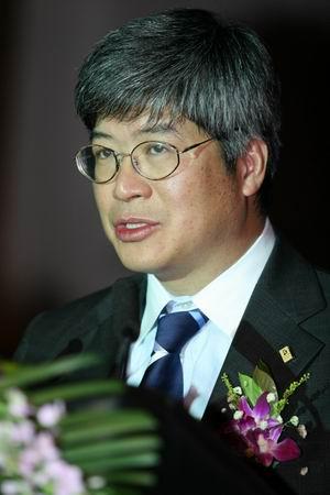 科技时代_图文:沃达丰中国首席代表夏浩演讲