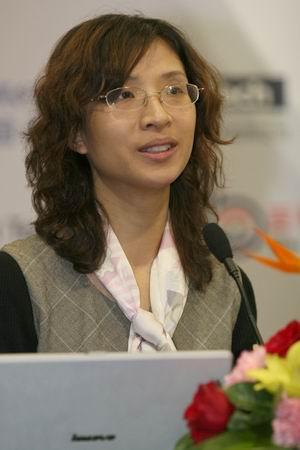科技时代_图文:中国移动研究院无线技术所所长黄宇红
